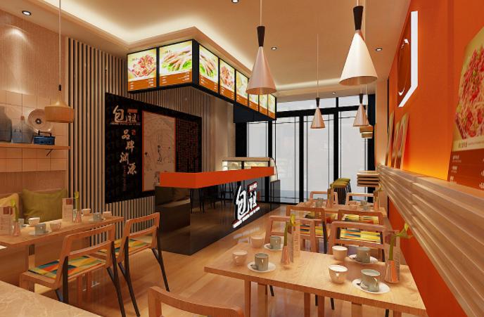 餐饮门店如何装修设计,才能让消费者感到高效且舒适?